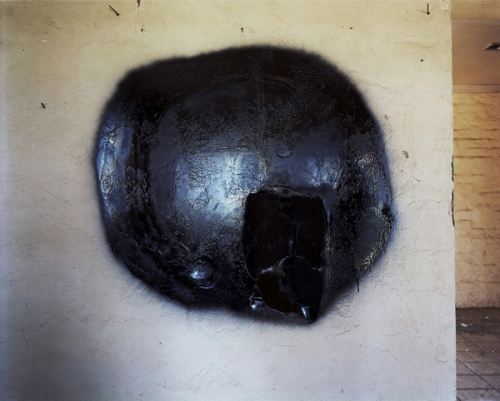 John Divola Dark Star 2008