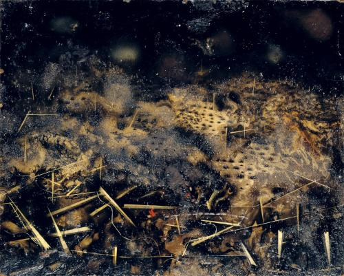 Cosmos and Disaster c.1936 by David Alfaro Siqueiros 1896-1974