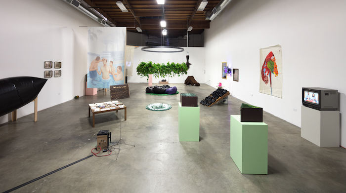 """Dysfunctional Formulas of Love"",  Curated with Corazón Del Sol and Víctor Albarracín Llanos, at The Box Gallery, Los Angeles, 18 September, 2017"