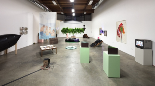 """Dysfunctional Formulas of Love"",  Curated with Corazón Del Sol and Víctor Albarracín Llanos, at The Box Gallery, Los Angeles, 18 September, 2017"