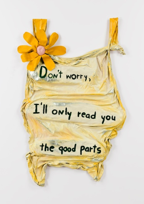 Ree-Morton-Don't-worry-I'll-only-read-you-the-good-parts-1975